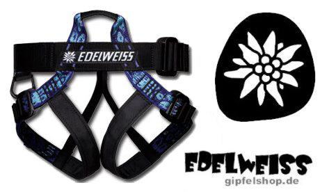 Klettergurt Edelweiss : Edelweiss dino hg