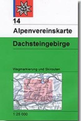 Dachstein Karte.Karten Dachstein Dachsteingebirge